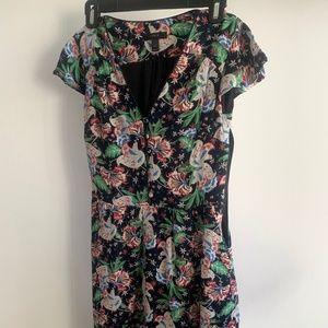 J. Crew Dresses - J.Crew Floral Dress size 00
